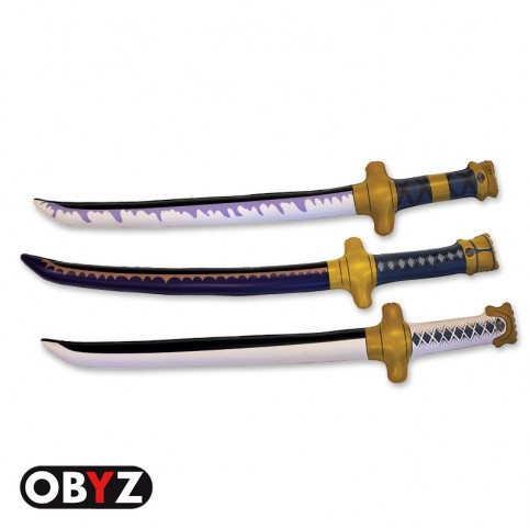 3 sabres gonflables One Piece Zoro