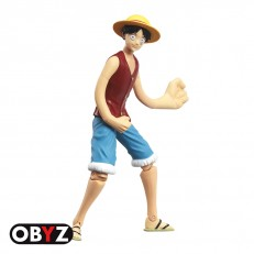 Figurine d'action One Piece Luffy 12 cm