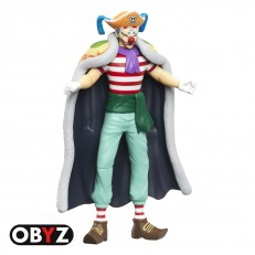 Figurine d'action One Piece Baggy 12 cm