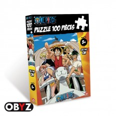 Puzzle One Piece 100 pièces Vogue Merry