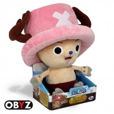 Peluche One Piece Chopper vibrante