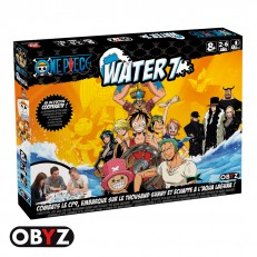 Jeu de plateau One Piece Water 7