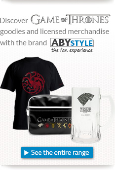 Discover Game Of Thrones goodies and licensed merchandise with the brand ABYstyle